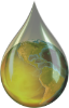 BOSS oil drop logo